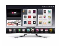 *Perfect As New* LG 55'' 55LM860V SMART TV / Wifi / Ultra Slim / 3D TV / Freeview HD / Magic Remote