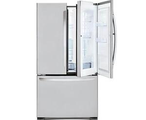 "LG LFC24786ST 32.75"" 23.6 Cu. Ft.French Door Refrigerator  / LG LMX28994ST/ LG LMX28988ST 27.5 Cu.ft.Ultra Capacity 4Fr"