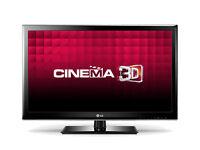 "LG 32"" CINEMA 3D TV FOR SALE"
