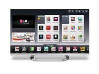 "42"" LG Smart 3D Tv"