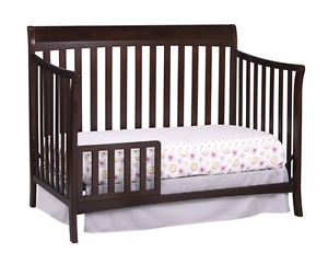 4 in 1 convertible crib / bed