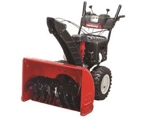 "Yard Machines 30"" Snowthrower"