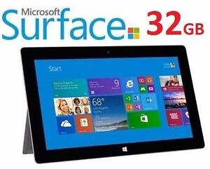 """REFURB MS SURFACE RT 32GB TABLET   MICROSOFT -10.6"""" WINDOWS RT 8 OS COMPUTER PC WIFI ELECTRONICS ANDROID MEDIA 93299175"""