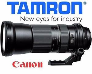 NEW TAMRON 150-600mm CAMERA LENS SP 150-600mm F/5-6.3 Di VC USD Lens for Canon Photo Hobby Photograph 90890833