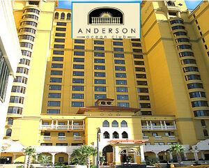 The Anderson Ocean Resort and spa