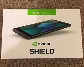 Nvidia Shield 8-Inch Tablet for Gamers For Sale £160 - Brand New, Unopened, Sealed in Box