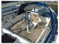 STUNNING Sail Boat 32ft compromis 999