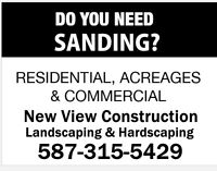 Sanding and Salting Calgary Winter Contract Book Now