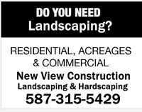 Calgary Commercial Landscaping–Sod–Retainer Walls-Ponds and More