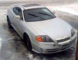 2004 Hyundai Tiburon Coupé (2 portes)