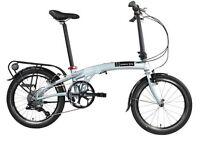 Brand new Dahon folding bicycle Qix D8 20w 20w