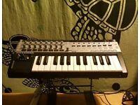 Novation SL MK2 25 Midi Controller Keyboard