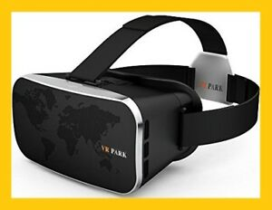 3D VR Park Glasses, Virtual Reality Glasses Headset for Phone
