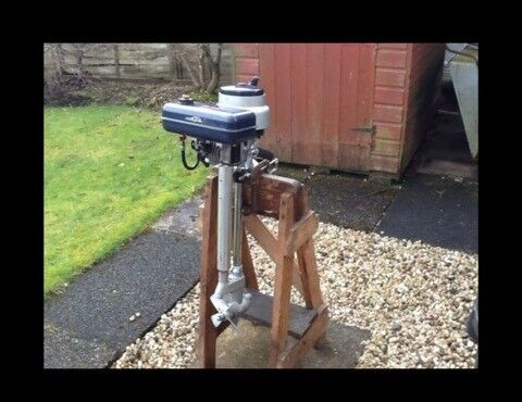 Seagull Forty Featherweight Outboard