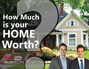 What is your house worth? Let us tell you for FREE!