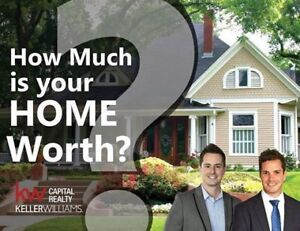 What is your house worth?? Let us tell you for FREE!