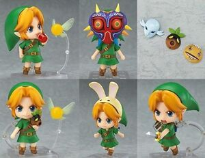 Legend of Zelda Majoras Mask 3D Link Nendoroid Now in store!