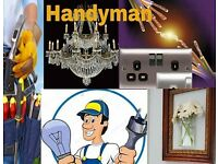 Electrician Handyman Leeds,Bradford,Halifax,Dewsbury ,