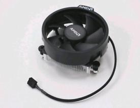 Amd am4 wraith stealth cpu cooler