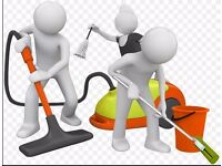Experienced cleaner looking for work £8ph