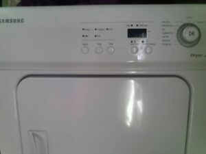 Samsung Stackable Apartment Sized Dryer $400 o.b.o.