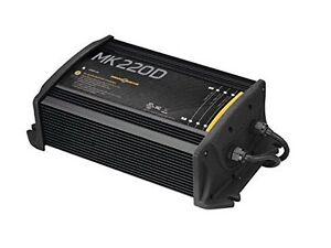 Minn Kota MK-220D 2-Bank On-Board Battery Charger