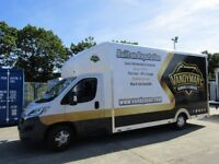 Removal Company Or Man & Van? Call the Vandyman