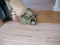 #1 Hardwood floor refinishing (dustless) sanding & finishing