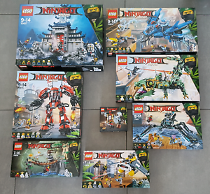 Lego The Ninjago Movie 7 Sets 70617+70615+70614+70612+70611+More Hamilton Brisbane North East Preview