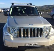 2009 Jeep Cherokee Limited Diesel Coffs Harbour Coffs Harbour City Preview
