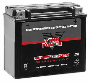 Harley Touring Motorcycle Battery