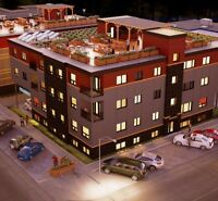 Luxury Penthouse Condo in Downtown Core of Whitehorse