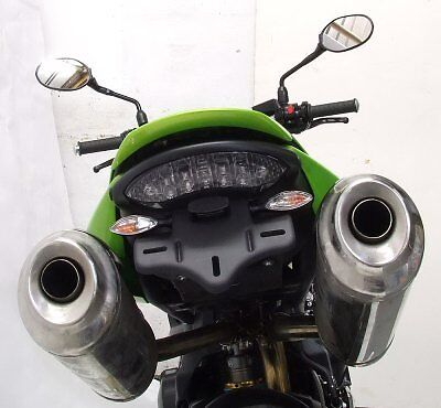 Triumph street triple 675 R 2007-2012 R&G racing tail tidy number plate holder