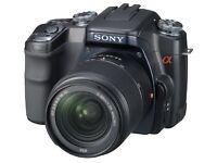 Sony Alpha DSLR a100
