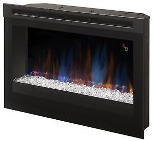 Dimplex 25 Electric Fireplace Insert Dfr2551g For Sale Online Ebay