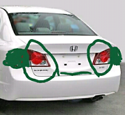 *****2008 Honda civic tail lights for Trunk lights only Cloverdale Belmont Area Preview