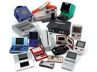 WANTED all old video games and consoles,sega,nintendo,xbox,playstation,atari, etc etc