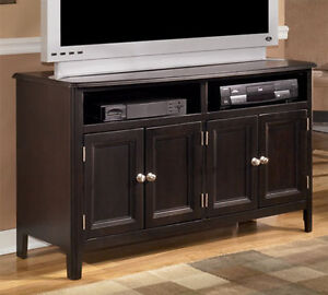 Carlyle audio tv stand