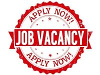 Job Vacancy : Staff Delivery Driver - immediate start
