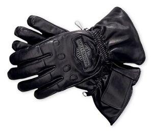 HD Mens Windshielder Gauntlet Gloves