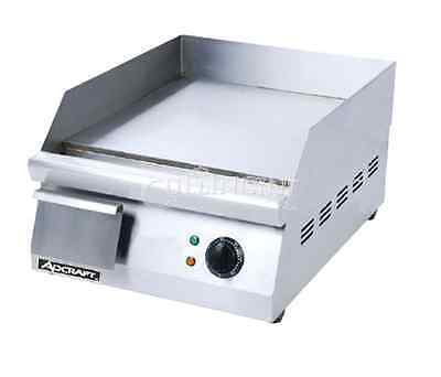 Adcraft Griddle Electric 15.5 X 16 Countertop - Grid-16