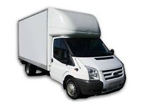 TRUCK ANY LUTON VAN HIRE MOVE COMMERCIAL HOUSE OFFICE FURNITURE REMOVALS CHRISTMAS TREE DELIVERY MAN