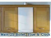 Main 25 Eco Elite Condensing Combi Boiler Pack Main 25 Eco Elite Condensing Combi Boiler Pack