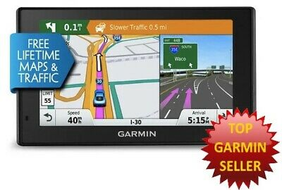 Garmin 50LMTHD DriveSmart GPS North American Maps 2020 Updated UNIT ONLY