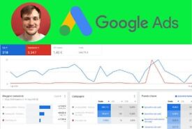Setup and 1 month management of 1 professional Google Ads/Adwords campaign FOR FREE