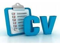 CV Writing, Professional CV Writing, 440+ Great Reviews, LinkedIn, FREE CV Check, Help