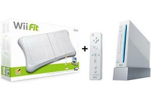 Nintendo Wii With Wii Fit And Dance Mat @ One Stop Cell Shop