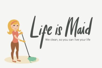 Life is Maid Domestic & Commercial Cleaning services