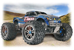 Traxxas RC E-Maxx Brushless 1/10 Scale Monster Truck, New in Box