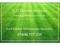 Garden maintenance staff needed